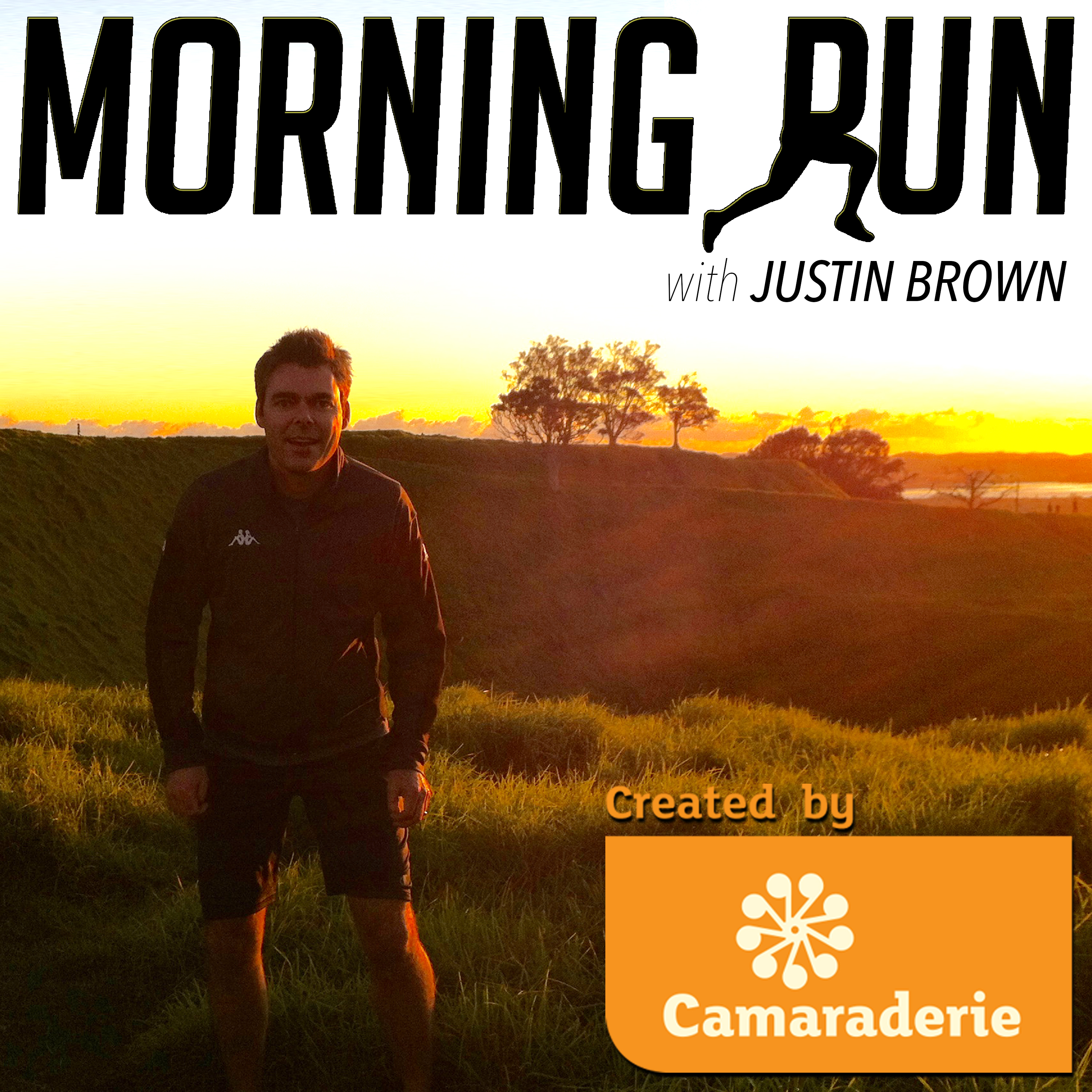 Morning Run with Justin Brown